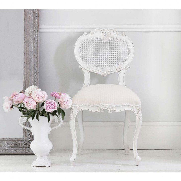 Provencal White Heart Chair Chairs in 2018 Pinterest Chair