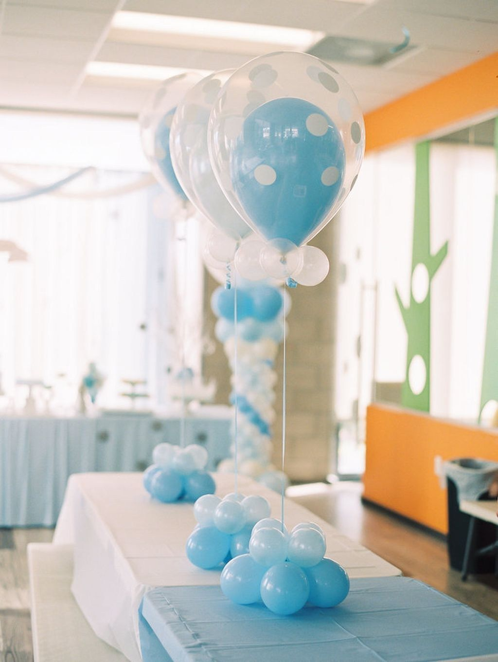 80 Simple and Beautiful Balloon Wedding Centerpieces Decoration ...