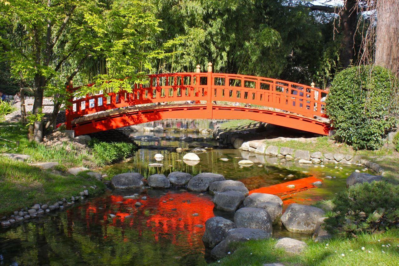 Albert kahn jardin japonais contemporain jardin - Les jardins albert kahn ...