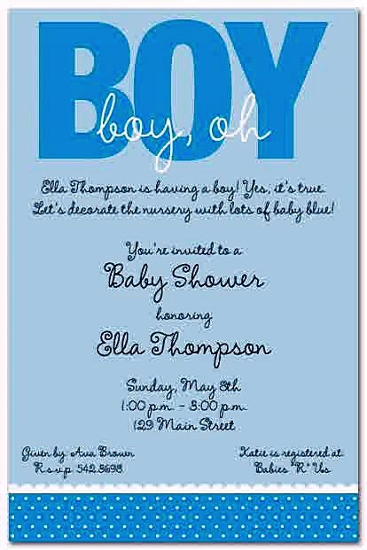 Download FREE Template Baby Shower Invites Wordings Baby Shower