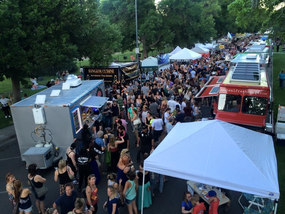 Cantmiss summer food truck events with images food