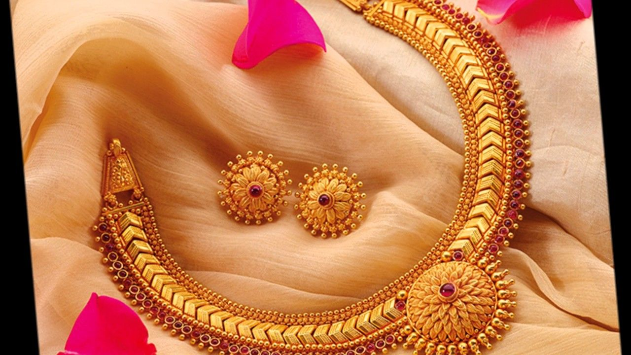 Pin By Meme Loverz On Jewellery Gold Jewelry Fashion Gold Jewellery Design Necklaces Bridal Gold Jewellery