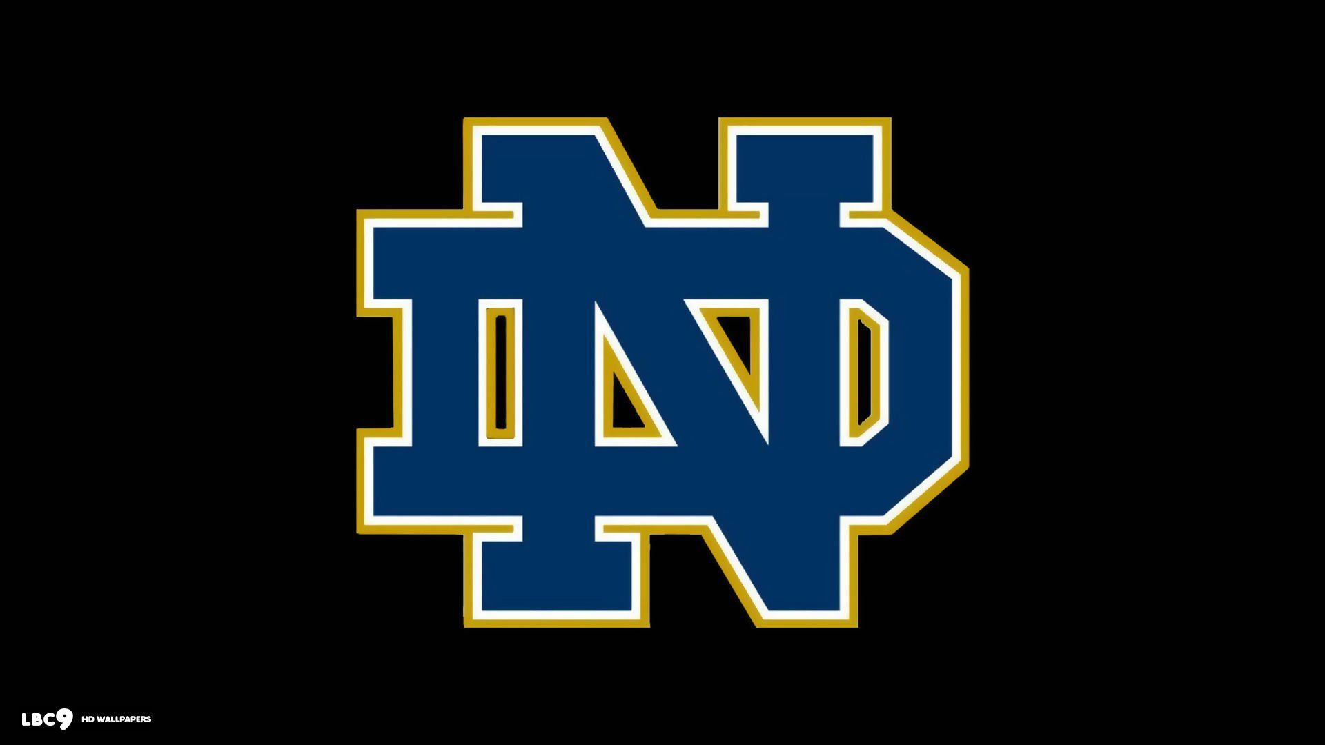 Notre Dame Fighting Irish Wallpaper Ukrobstep