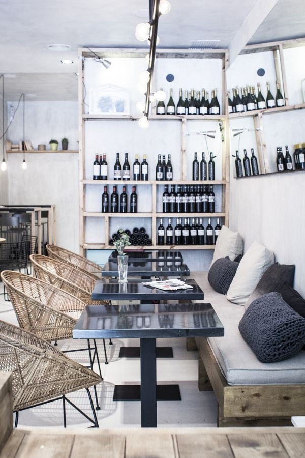 """Muy Mío, Barcelona. Intsight, Mirieia Rodriguez    That´s a restaurant which fits our """"Warm-ME Style""""... cozy but yet very sophisticated and chic!"""