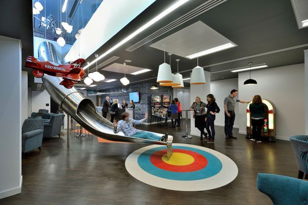 google head office building. Earlier This Year, US Firm Ticketmaster Opened The Doors To Its New Overseas Head Office Google Building