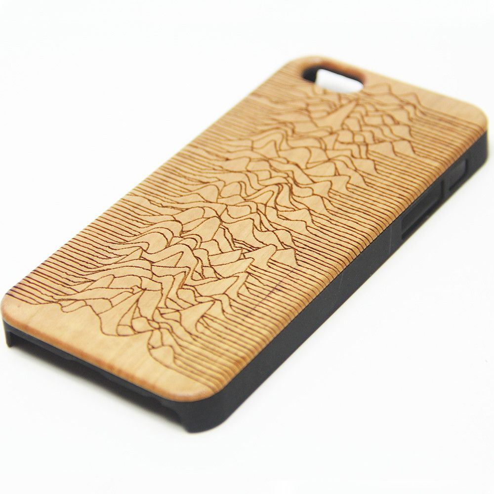 1b55d66740 Joy Division Unknown Pleasures Wood Engraved iPhone 6s Case iPhone 6 Case  iPhone 6s 6 Plus Cover Natural Wooden iPhone 5s 5 Case Samsung Galaxy S6 S5  Case ...
