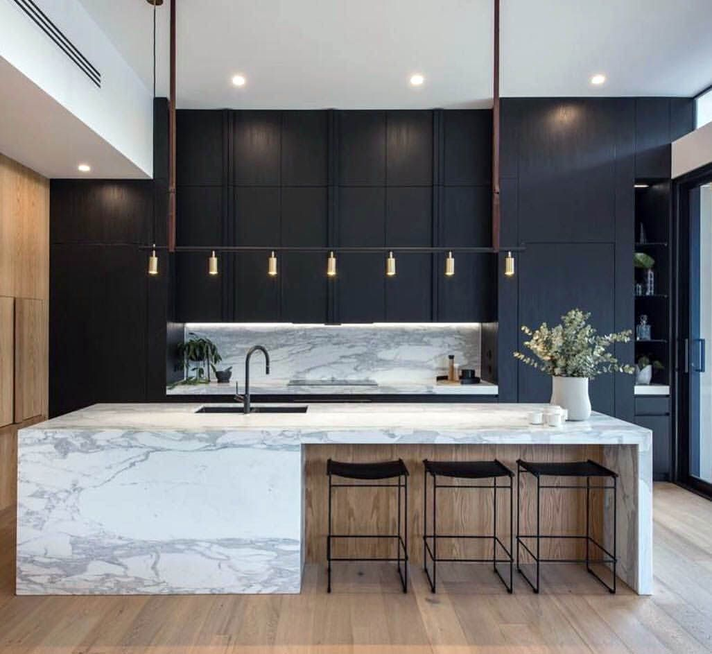 Stunning Ideas For A Kitchen Cabinet Doors Home Depot Only In Homesable Com Minimalist Kitchen Design Modern Kitchen Interiors Modern Kitchen Design