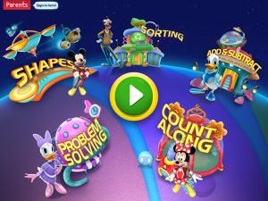 New Disney apps: Mickey's Magical Math World AND Disney Imagicademy: Parents #DisneyImagicademy #CG