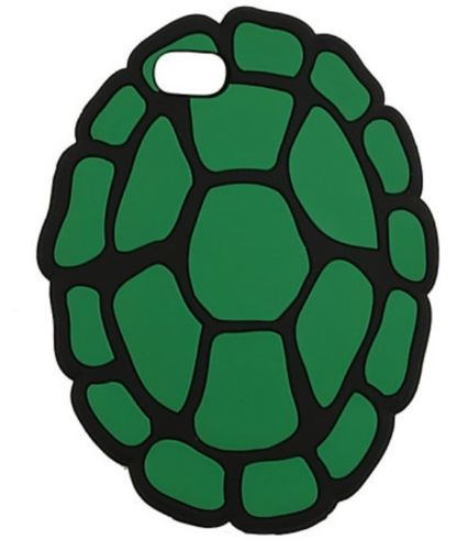 Teenage Mutant Ninja Turtles Shell Iphone 4 4s Cell Phone Case New