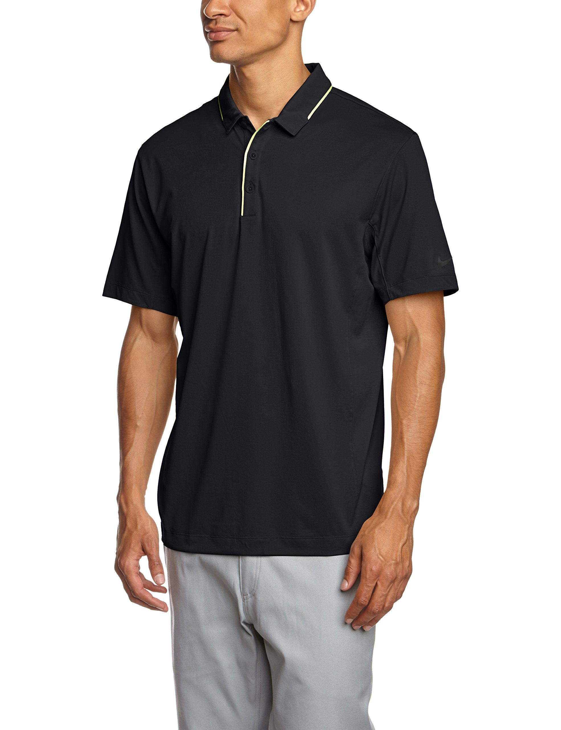 36271024 Nike Dri Fit Tech Mock Polo Shirt – EDGE Engineering and Consulting ...
