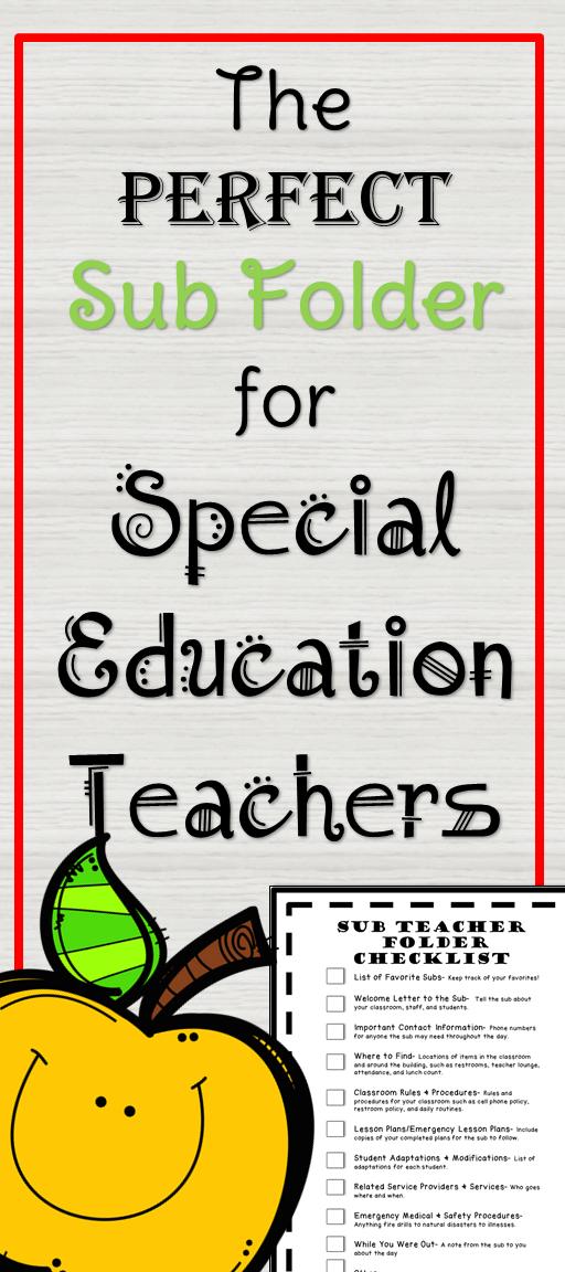 editable substitute teacher binder for special education cv civil engineer fresher mechanical sample sales representative resume pdf