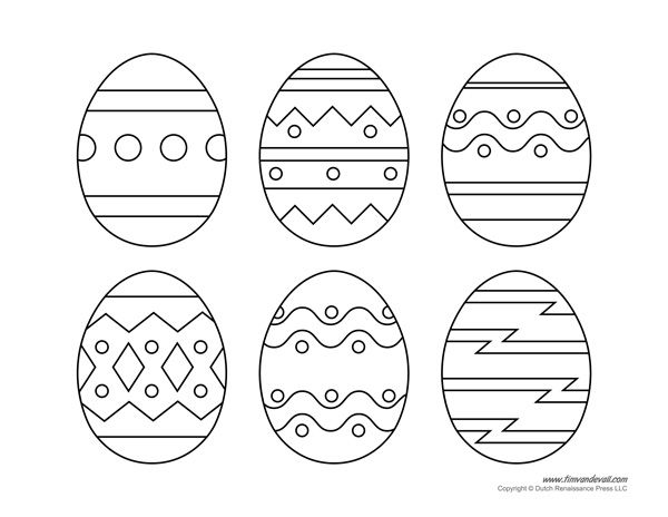 Letoltheto Mintaivek Sablonok Husvetra Easter Egg Coloring