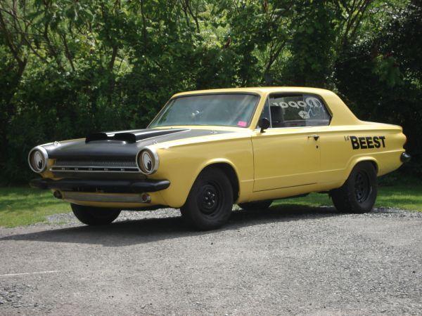 1964 Dodge Dart Custom Cars Mopar Vintage Cars