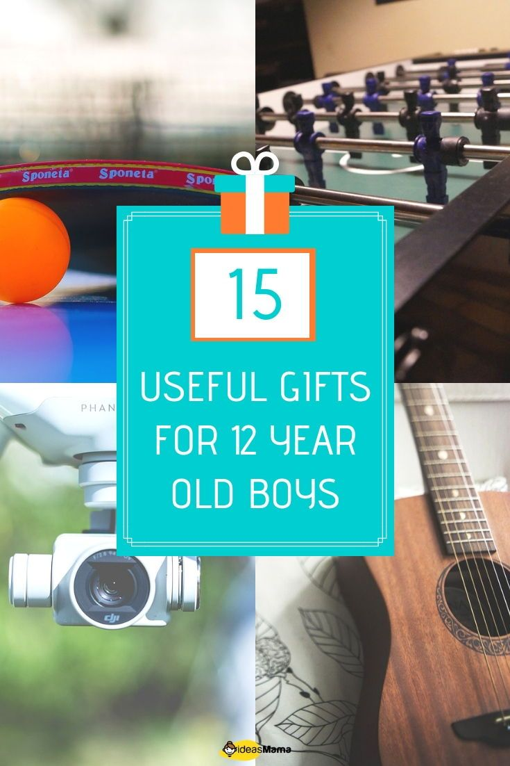 15 useful gifts for 12 year old boys 12 year old boy