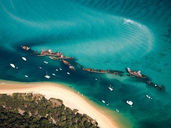 Australia's Secret Snorkeling Paradise - Condé Nast Traveler