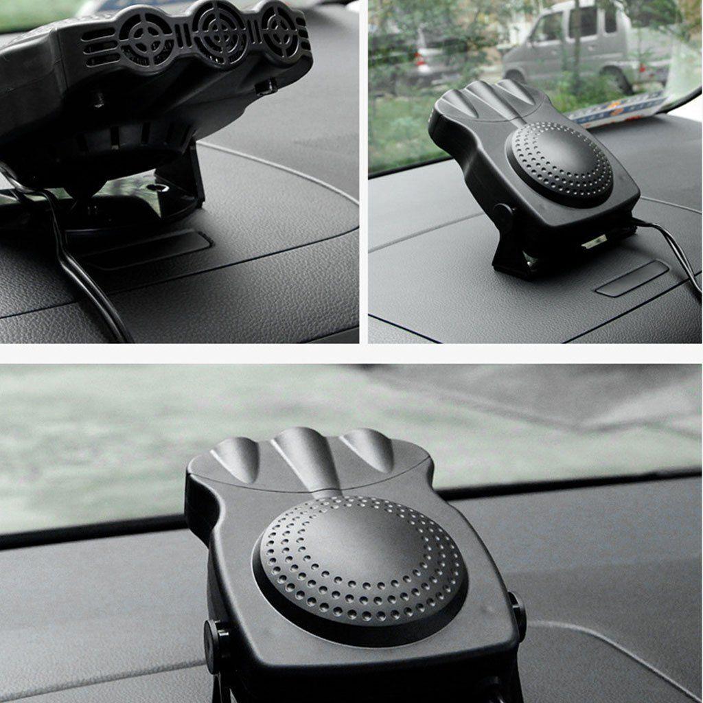 Cici Store 12v 150w Portable Car Fan Heater Cooling Fan Heating