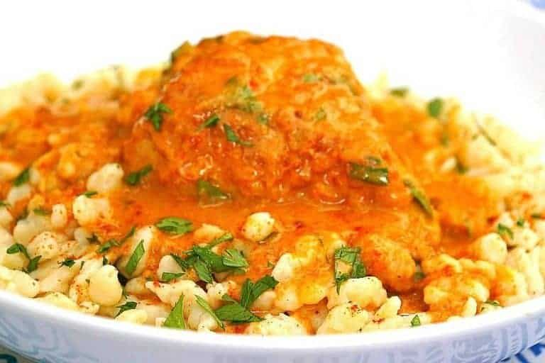 Photo of Authentic Hungarian Chicken Paprikash