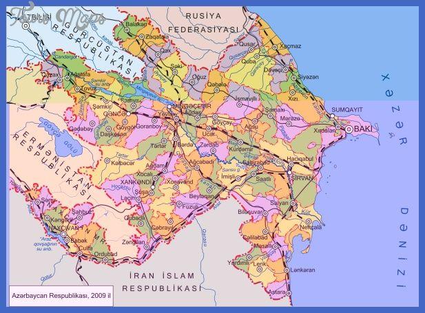 Azerbaijan Map Map Historical Maps Cartography