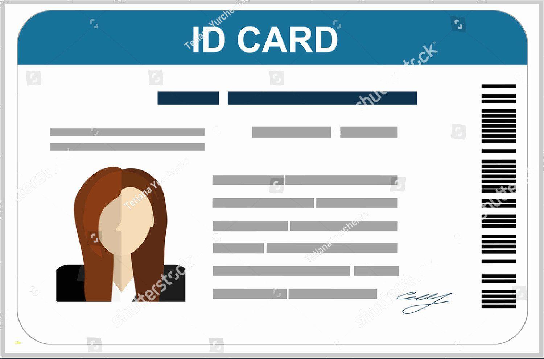 Free Membership Card Template Best Of Fresh Free Printable Id Cards Templates Id Card Template Card Templates Free Card Template