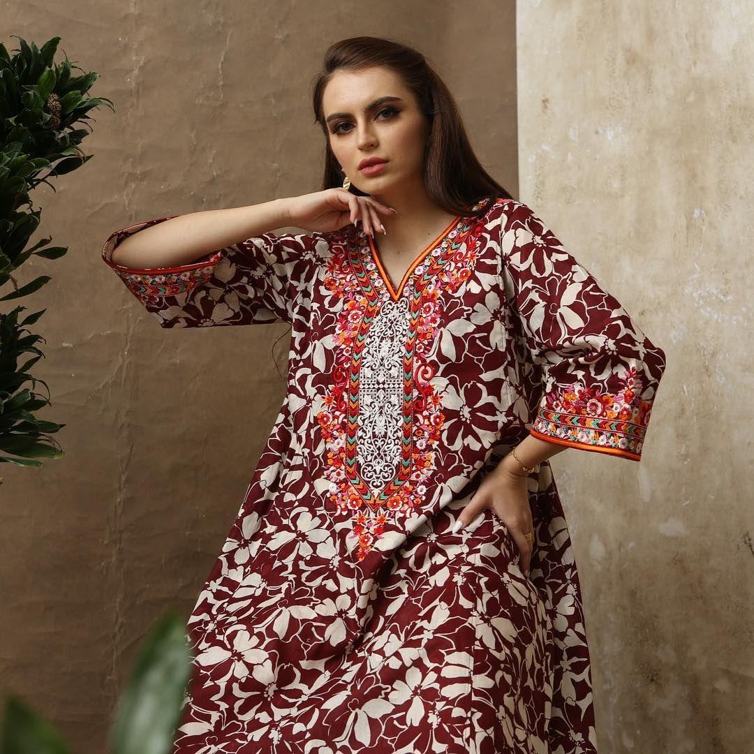 دارالتطريز مشروع قطري On Instagram المجموعة الجديدة مجموعة الجلابيات القطرية جلابيات قطن السعر ٦٥٠ ريال Many Thanks F Fashion Dresses Long Sleeve Dress