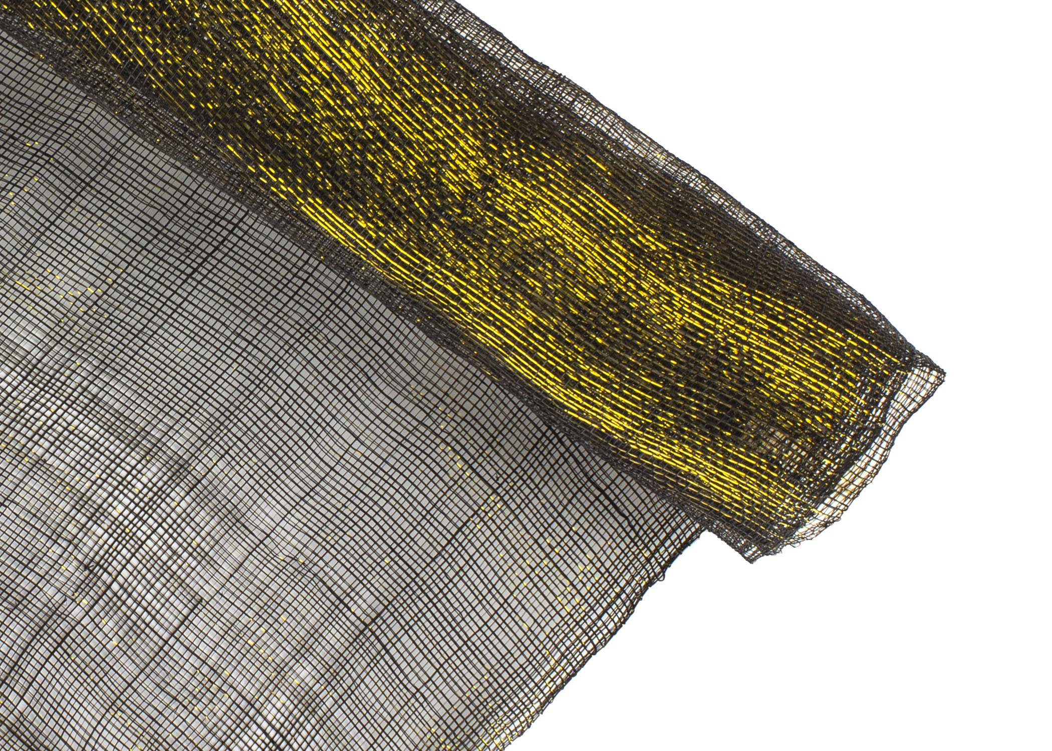 1 Meter x 90cm Brown Stiffened Sinamay Millinery Fabric