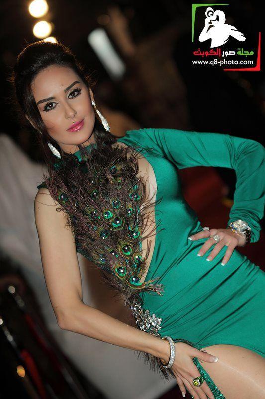 صور الاعلامية وئام الدحماني مقدمة عالم بوليود رونق الحب How To Wear Fashion Saree