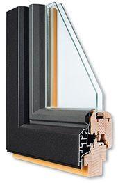 Aluminum-coated plastic windows and doors …