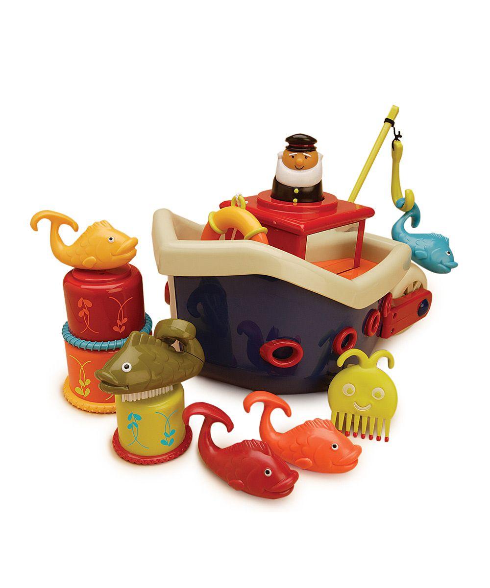 Fish & Splish Boat Set | Boating and Products