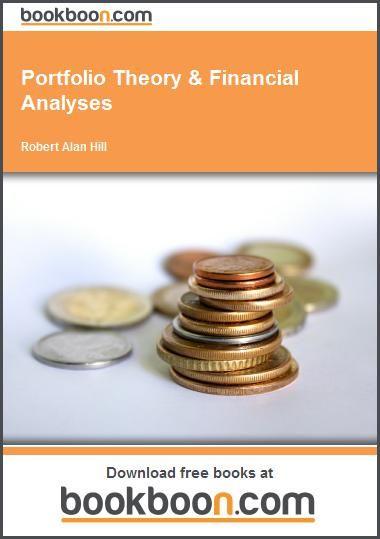 Portfolio Theory  Financial Analyses  Free Ebooks
