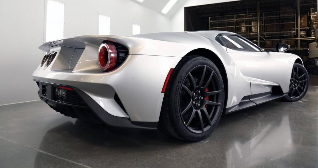 Ford Gt New Specs 2019 Design And Peformance Auto Otaku Ford