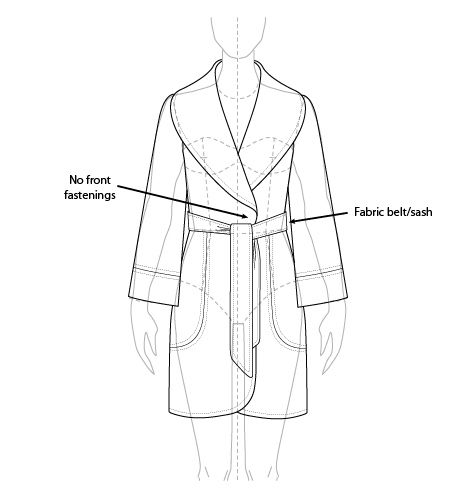 The Wrap Coat