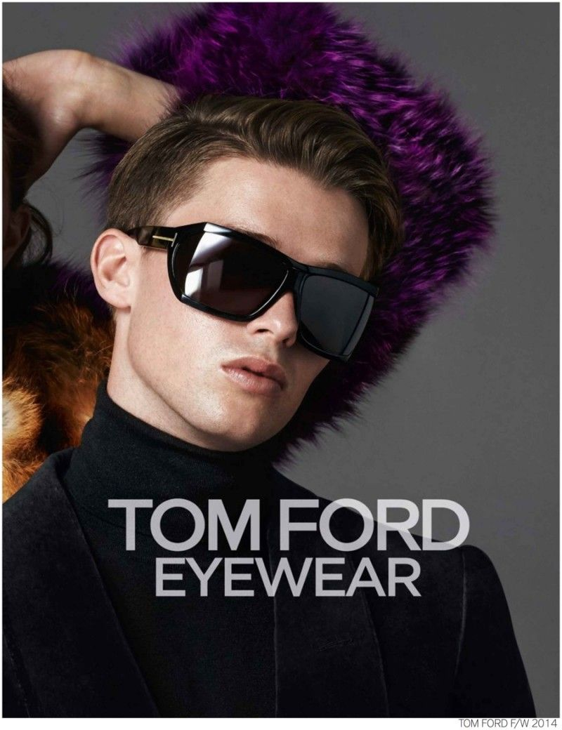 3679b4716a7  PatrickSchwarzenegger for  TomFord fall 2014 eyewear campaign photographed  by  JohnnyDufort