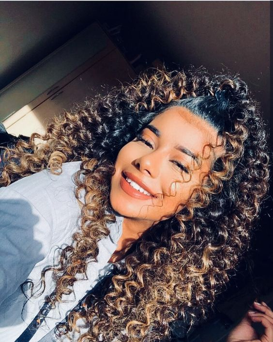 For More Riitelest Ass Anjalyalex Curly Hair Styles Naturally Hair Styles Curly Hair Styles
