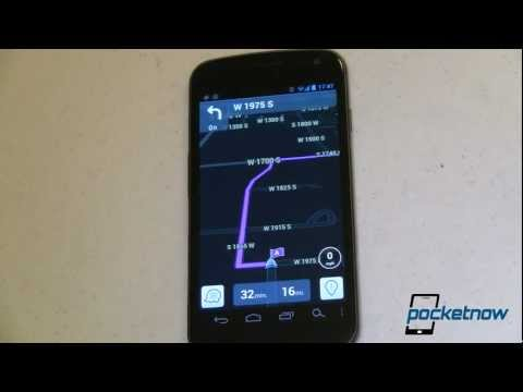 First Look at Waze 3.0 for Android Pocketnow YouTube