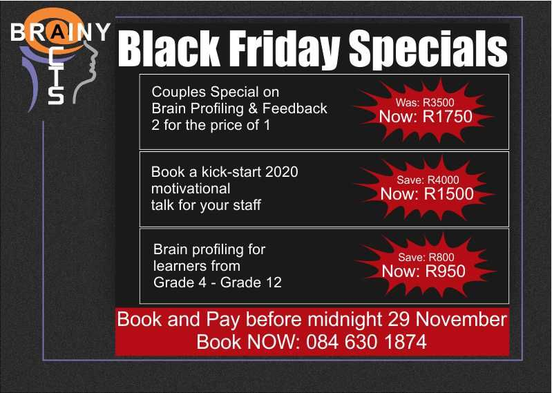 Black Friday Just Got Better With Our Great Discounted Special Offers In 2020 Study Skills Career Guidance School Readiness