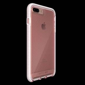 super popular 0177e a2e98 Tech21 iPhone 8 Plus/7 Plus Case EVO Check - Rose/White, Pink ...