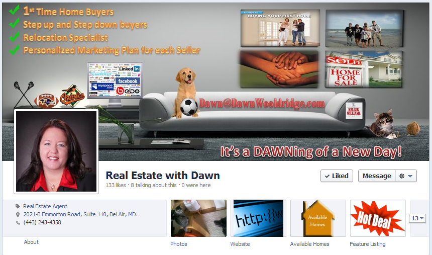 Real Estate with Dawn