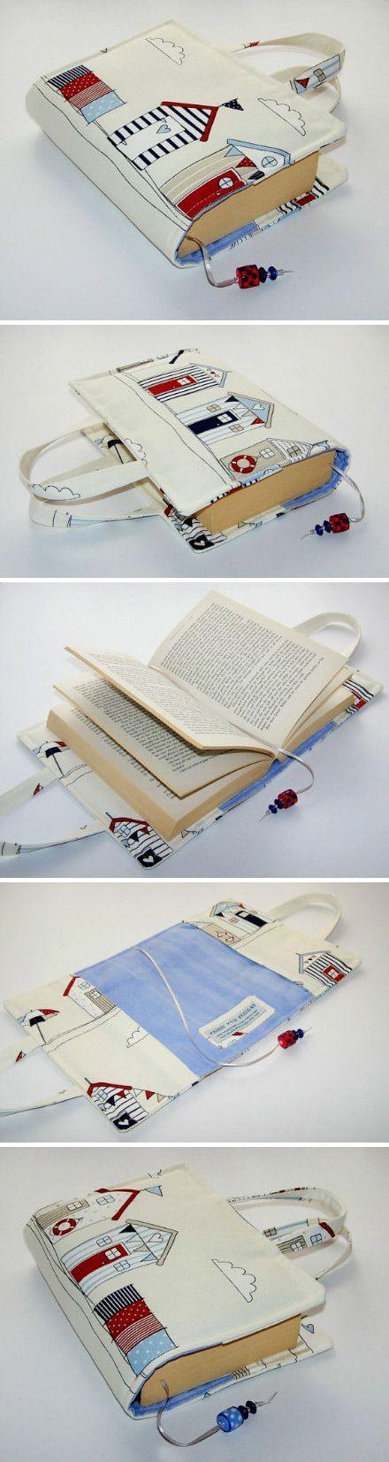 handmade book cover zuk nftige projekte sewing diy und crafts. Black Bedroom Furniture Sets. Home Design Ideas