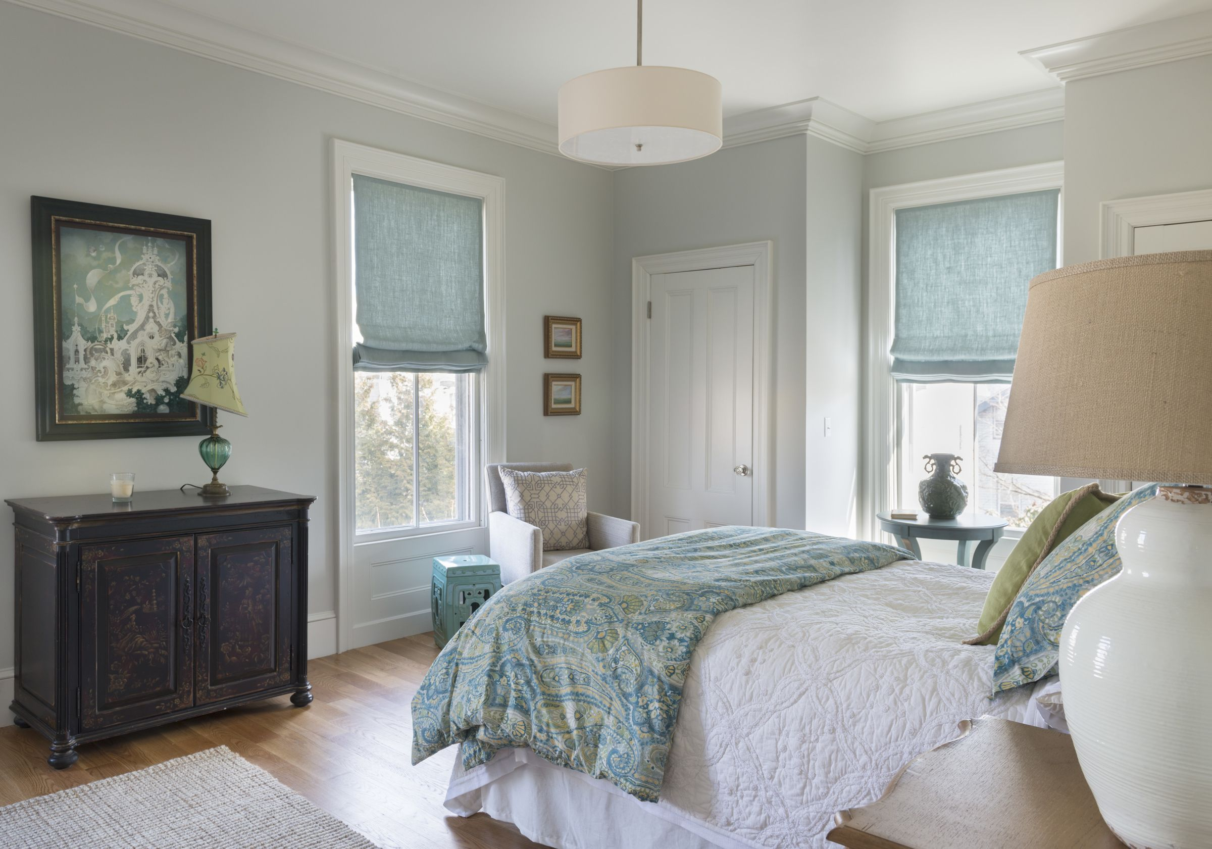 ossory house guest bedroom photo by nat rea