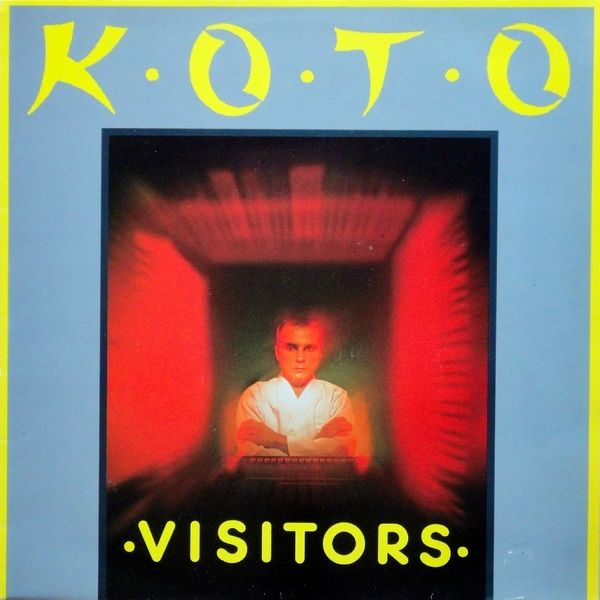 Koto Visitors Italo Disco Disco Music Disco 80