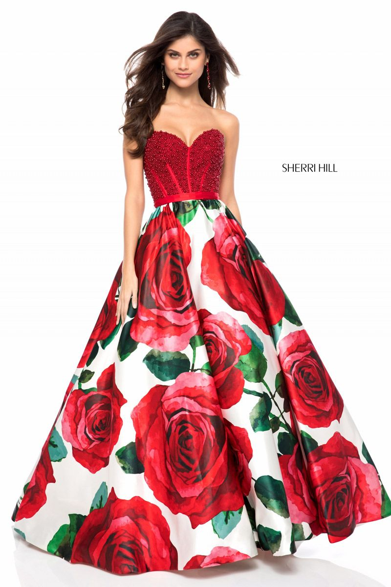 Sherri hill prom shop this style and more at oeevening
