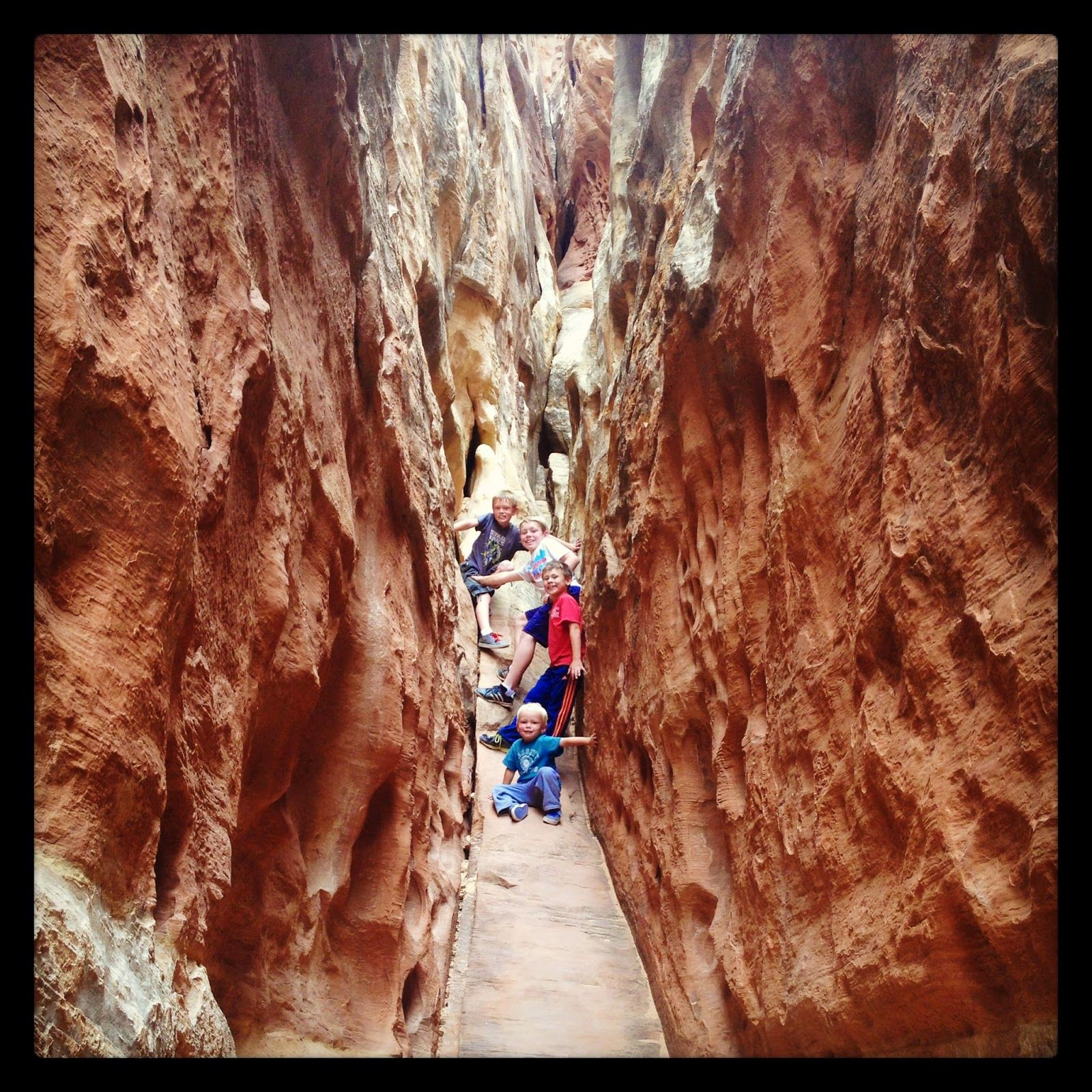 An ideal Day with kids at Capitol Reef National Park, Torrey, Utah