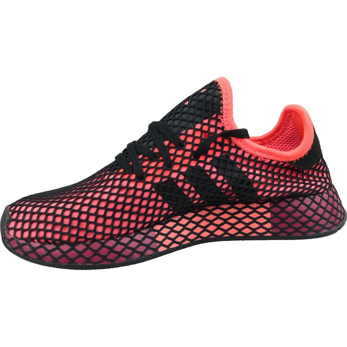 Buty Adidas Deerupt Runner M Ee5661 Czerwone Adidas Brand Sports Shoes Adidas Adidas