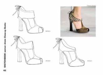 7b3c7aeefdb1 Πρότυπα Μόδας, Σκίτσα, Παπούτσια, Ρούχα, Μπλοκ Με Σχέδια, Αξεσουάρ,  Ζωγραφική