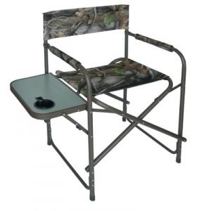 Mac Sports Camo Directors Chair W Table By Mac Sports