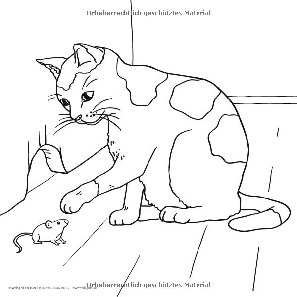 Malvorlagen für Menschen mit Demenz Tiere Amazon.de ...