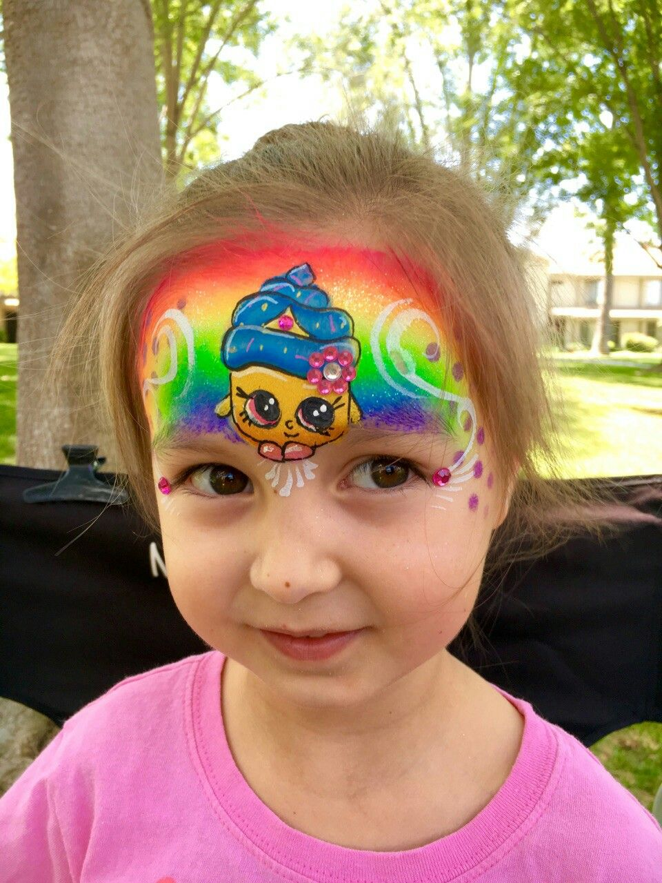 Uncategorized Face Painting Ideas For Kids Birthday Party shopkins face painting pinterest girls birthday partieskid