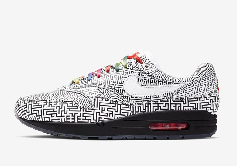 save off 94652 9e4b5 Official Images Of The Nike Air Max 1 Tokyo Maze