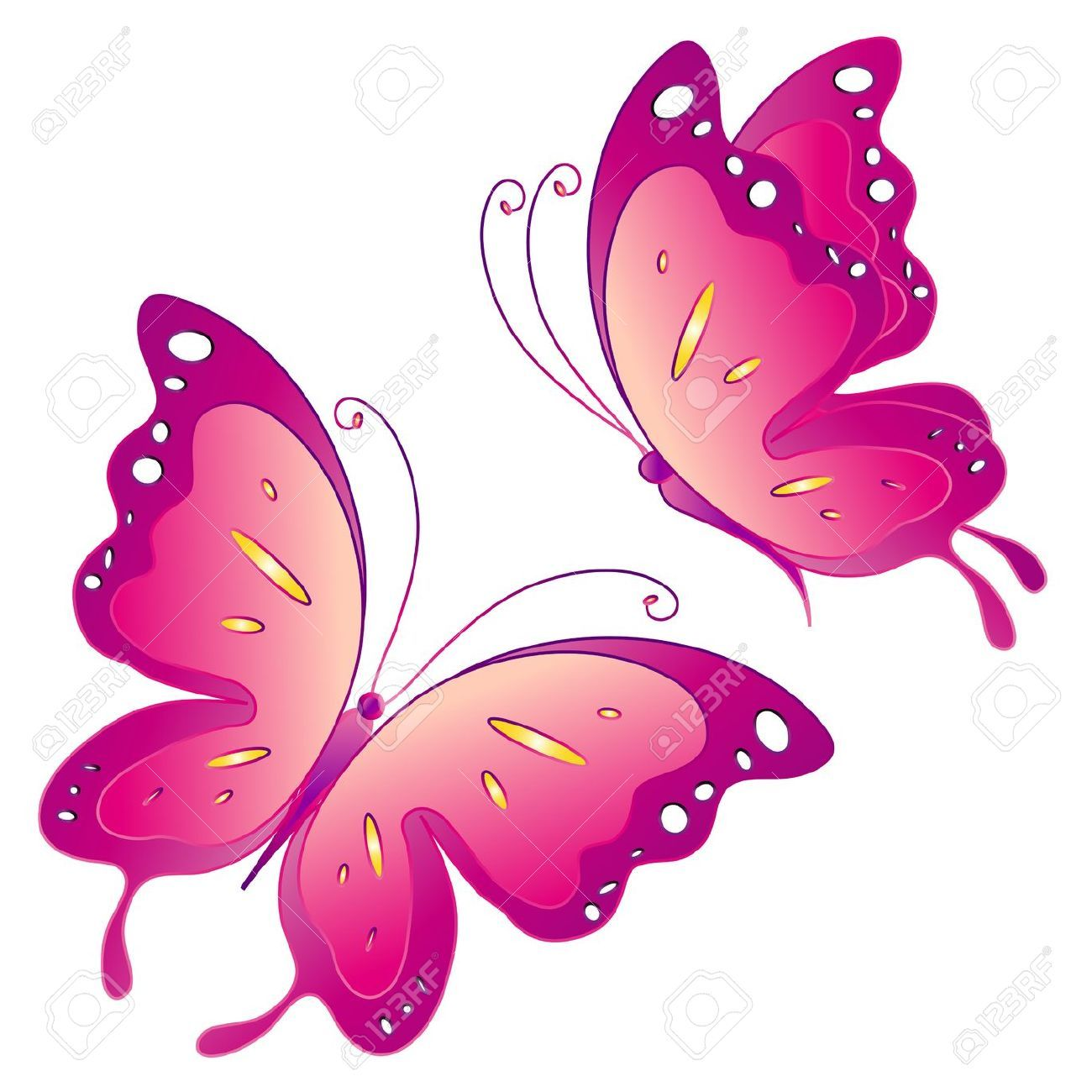 Pink butterfly vector background hd wallpapers pink butterfly vector - Find This Pin And More On Butterfly Silhouettes Vectors Clipart Svg Templates Cutting Files