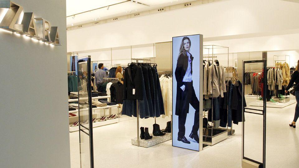 Pin De Victoriap Alvarezr En Tiendas Zara Inditex Ropa Usada Tiendas